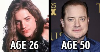 18 Celebrities Who've Transformed So Terrifically Over the Years, They May Need to Change Their ID Photos