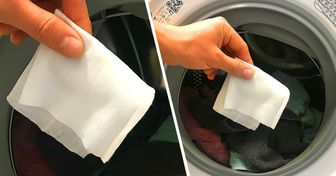 Why Putting a Wet Wipe Into the Washing Machine Can Save You a Ton of Time and Nerves