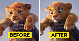 """An Artist Adds Emotions to the """"Lion King's"""" Heroes, and the Results Outshine the Movie"""