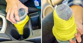 15Simple Hacks toKeep Your Car Clean and Tidy