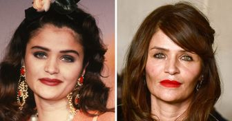What 14 Iconic Models From the '90s Look Like Today