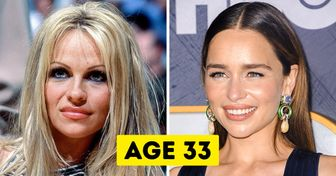 What Hollywood Stars of the Past and Present Look Like at the Same Age
