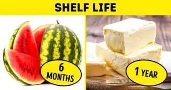 16Foods That Can BeStored Longer Than WeThought