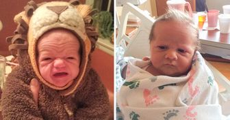 22 Kids Who Must Be Benjamin Button's Siblings