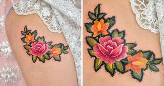 Good News: Now You Can Get a Tattoo Your Granny Would Approve Of