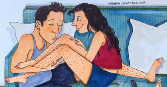 An Artist Shows What True Love Is Really About (17 Pics)