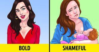 9 Double Standards Women Often Face