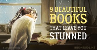 9 beautiful books that will leave you stunned