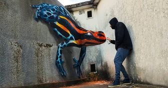 20 Fantastic Murals That'll Stop You in Your Tracks
