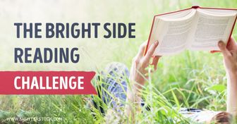 The summer reading challenge from Bright Side