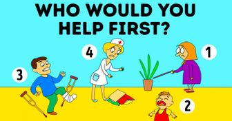 Answer This Question Without Thinking...Your Result Will BeSeriously Revealing