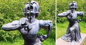 16 Sculptures That Scare and Amaze at the Same Time