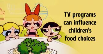 Scientists Explain How Television Could Make Children Eat Healthier