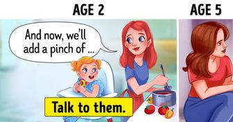 How to Talk to Your Child at Every Age