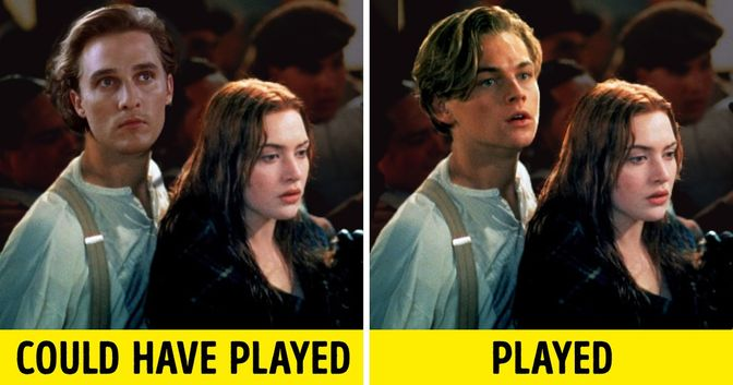 15 Actors Who Turned Down Roles of a Lifetime That Could've Changed Their Careers