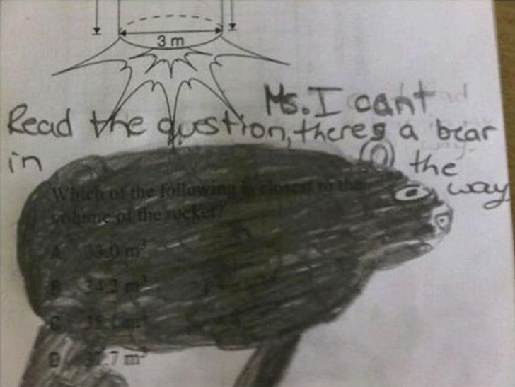 21Times Kids Did Their Homework That Had UsLaughing Hysterically