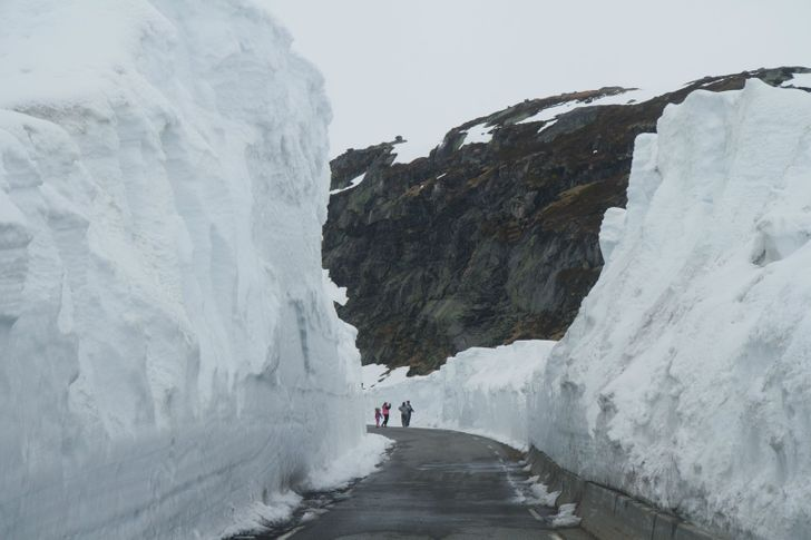 18 fotografií z Nórska, ktoré nás úplne ohromili