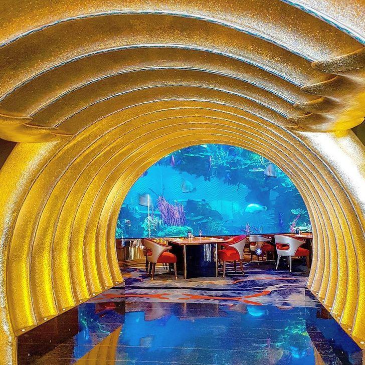 Trải nghiệm xa hoa chỉ có ở khách sạn 7 sao duy nhất của thế giới: Cả một thiên đường khác lạ tuyệt đối - Ảnh 11.