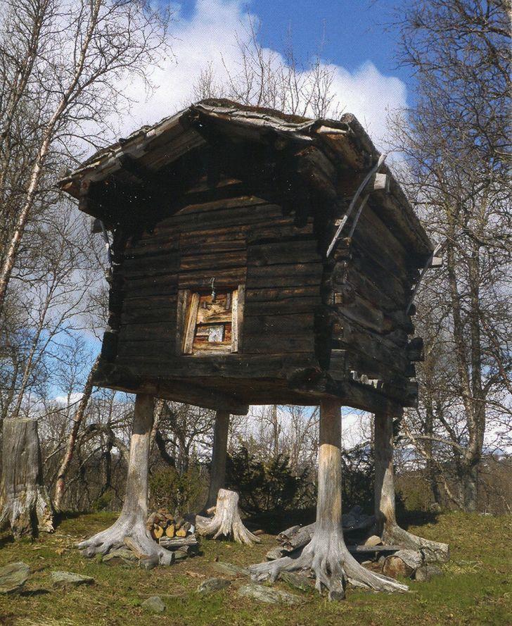 fotografie z Nórska