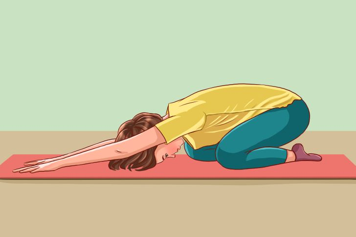 10 Stretches to Relax Your Spine After a Hard Day