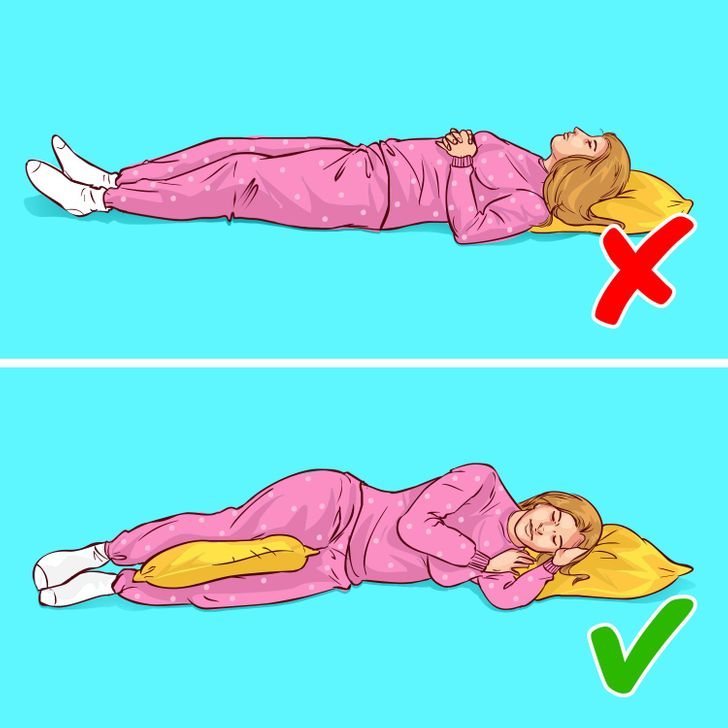 8Simple Habits toGet Rid ofthe Sleeping Problems That Annoy Us