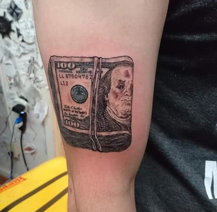 20 People Who Dreamed of a Perfect Tattoo but Ended Up With an Epic Fail