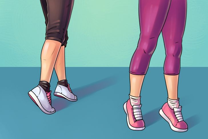 إذا كنت تعاني من آلام في القدم أو الركبة أو الورك ، فإليك 6 تمارين لقتلها