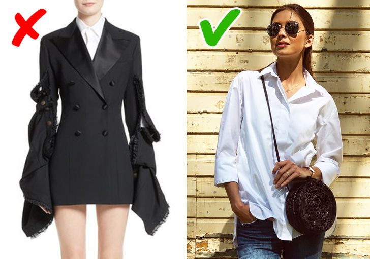 9 Items in a Woman's Wardrobe That Drive Men Crazy