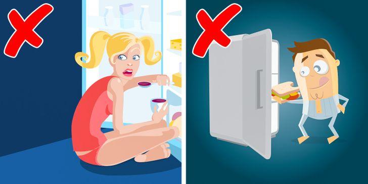 7Bedtime Mistakes That Make UsGain Weight AtNight