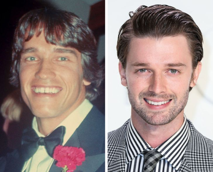 20 Celebrity Sons That Look Just Like Their Fathers