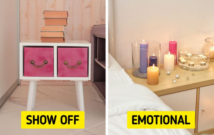 What 8 Tiny Details in Your Bedroom Can Reveal About You