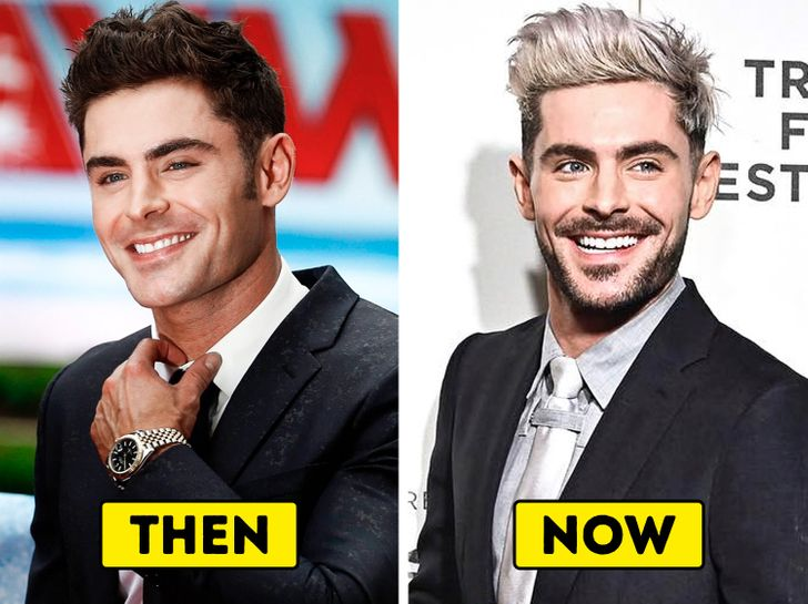 15 Celebrities Who've Suddenly Changed Their Look, and We Hardly Recognize Them Now