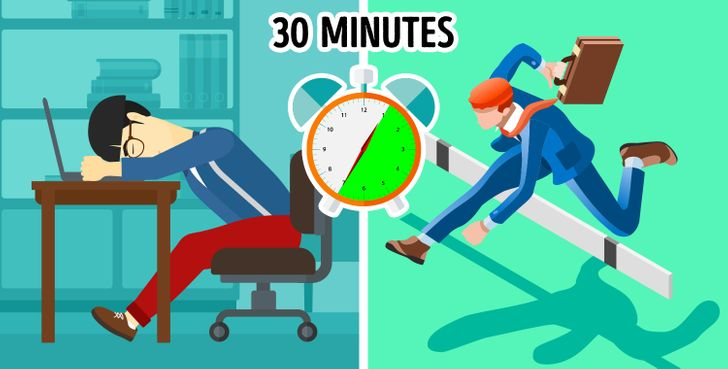 Scientists Claim Taking a Nap Can Prevent Diseases, Improve Your Memory, Speed Up Weight Loss, and Even More