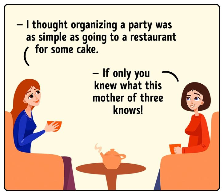 14Situations That Every Mom Will Understand