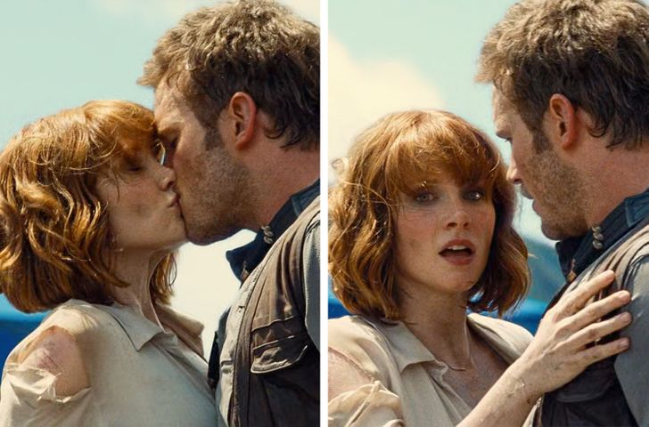 10 Kisses in Movies That Weren't Planned, Yet They Stole Everyone's Heart
