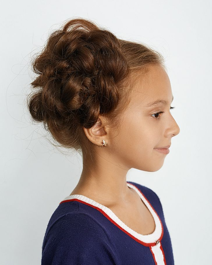 5Hairstyles toMake Your Princess the Most Beautiful Girl