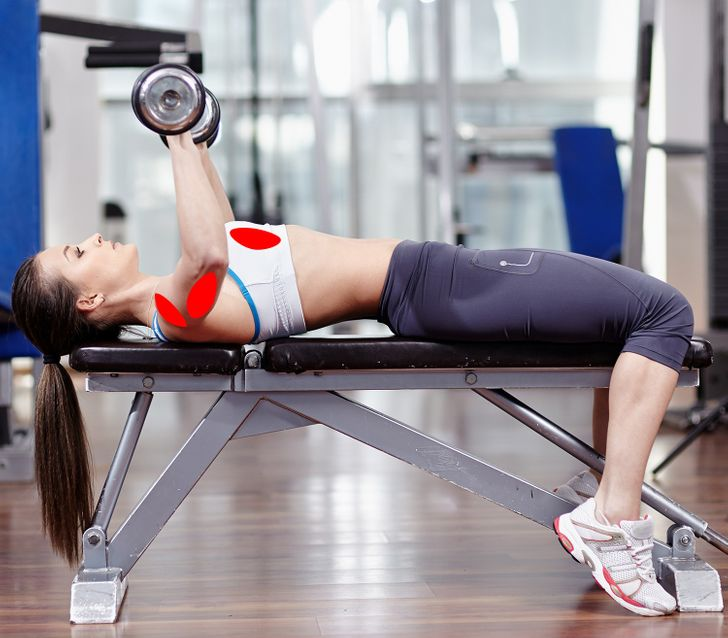 8 Exercises for Different Body Parts That Can Get You Record-Breaking Results
