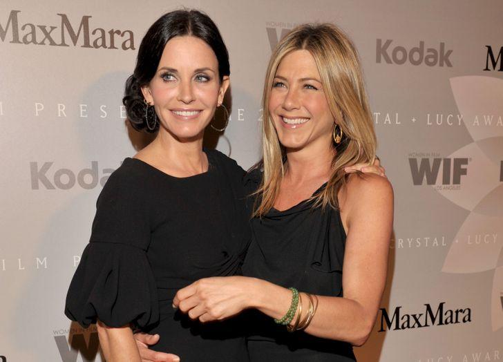 9Adorable Celebrity Friendships