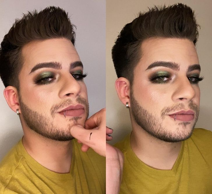 Why More and More Men Are Starting to Wear Makeup