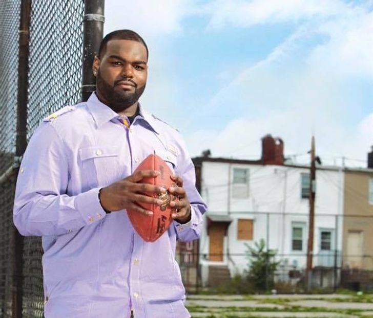 """The Tough Story of Michael Oher, Who Inspired the Film """"The Blind Side"""""""