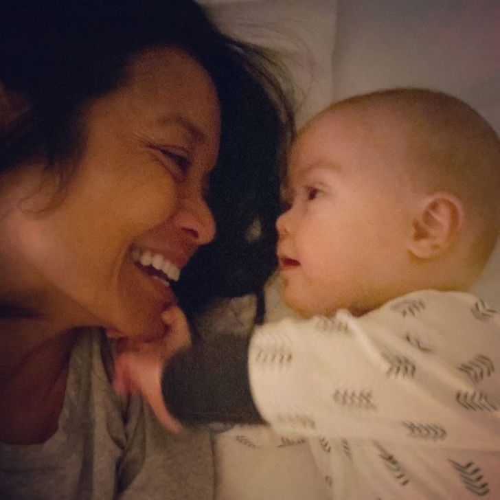 A 40-Year-Old Single Woman Chose to Have a Baby on Her Own, and Now Her Life Is Forever Complete
