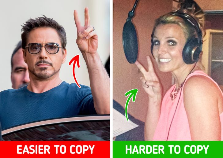 Why Rocking a Peace Sign in Your Photos Can Put You in Danger