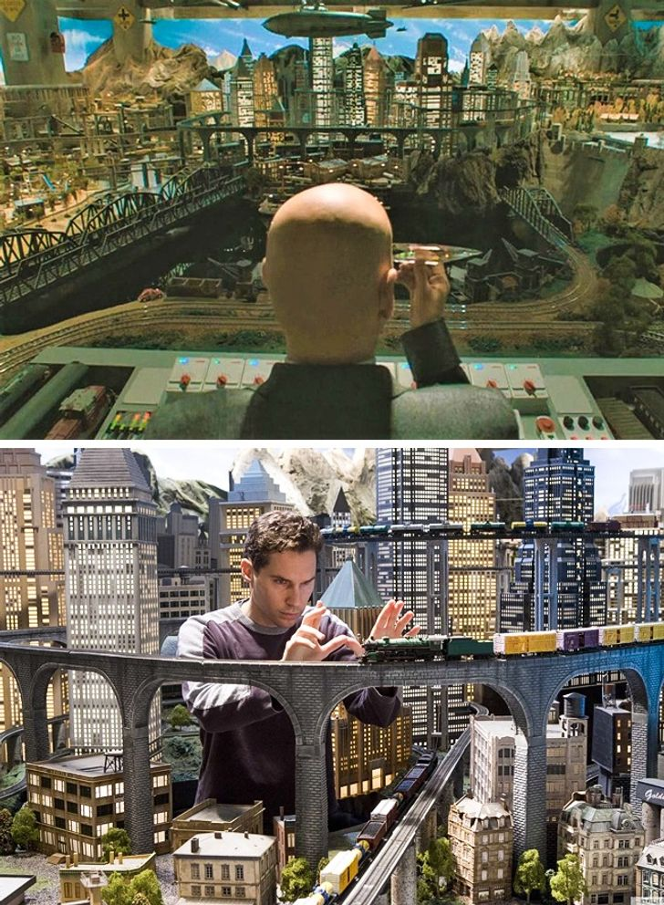 15Movies With Mind-Boggling Miniature Effects