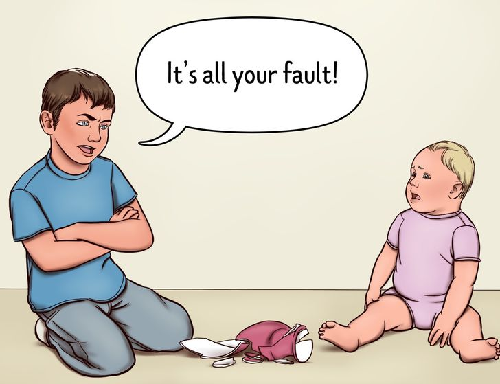 Why Your Older Kids Shouldn't Babysit Their Siblings