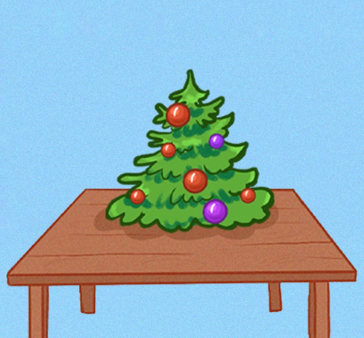 What Your Christmas Tree Reveals About You