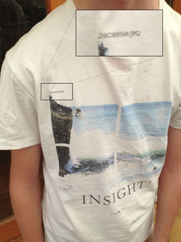 15Hilarious Clothing Disasters It's Hard toLook Away From