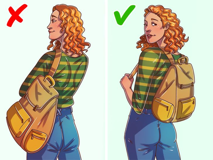 9 Types of Handbags That May Harm Your Back, and How to Carry Them Safely