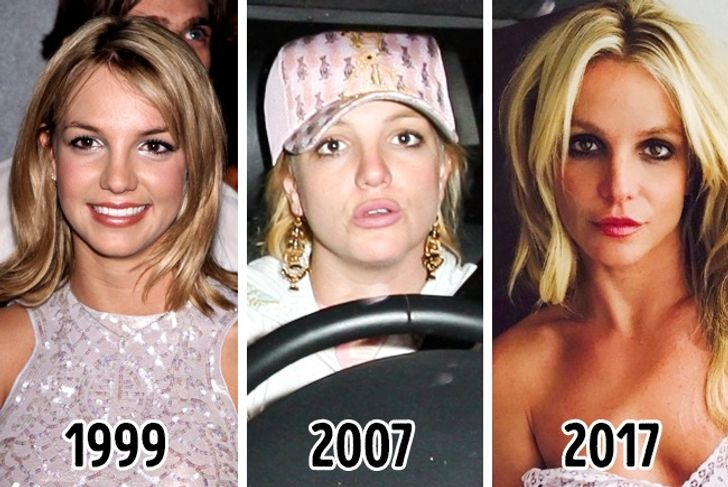 10Celebrities Who Made ItBack tothe Top