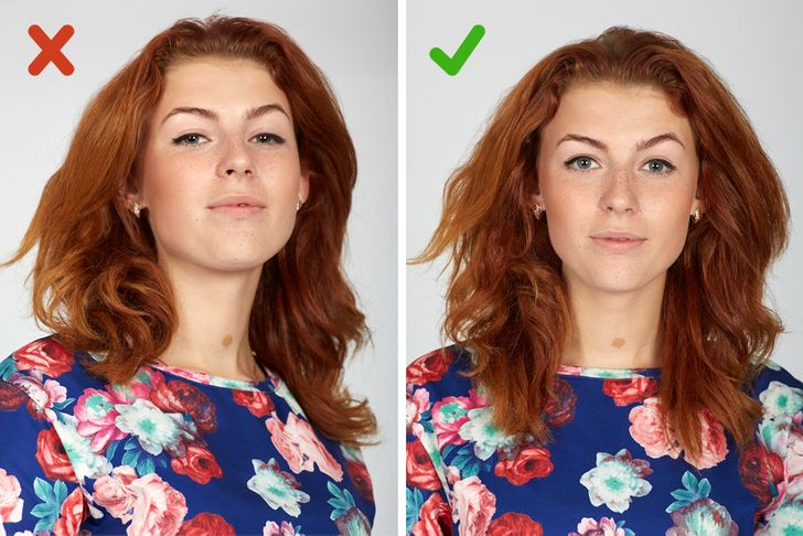 Nine professional tips for looking your best inphotos