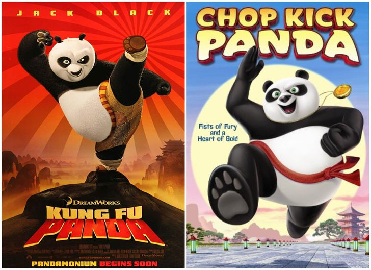 10 Pairs of Movies That Are So Similar, It's Suspicious
